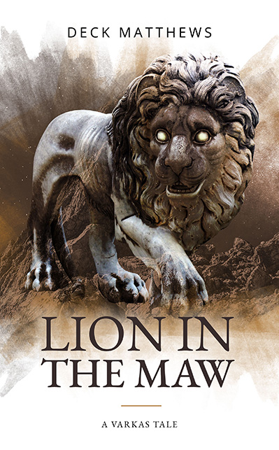 Lion in the Maw